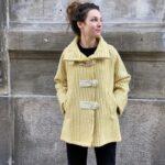 Manteau filature