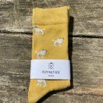 chaussettes royalties gigi soleil